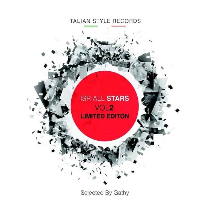 GATHY/VARIOUS - ISR All Stars Vol 2 (selected by Gathy)
