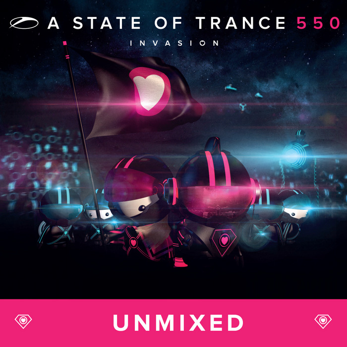 VARIOUS - A State Of Trance 550 (unmixed)
