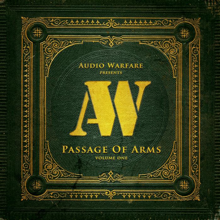 BLADERUNNER/VITAL ELEMENTS/RUFFRIDE/SERU/NORTHERN LIGHTS/BAD EDUCATION - Passage Of Arms EP Vol 1