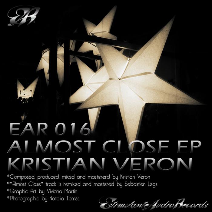 VERON, Kristian - Almost Close EP