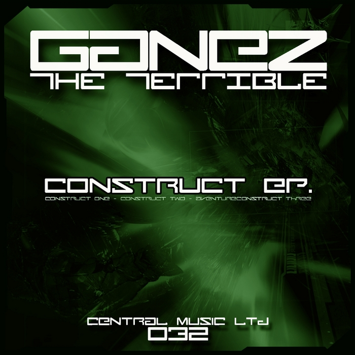 GANEZ THE TERRIBLE - Construct EP