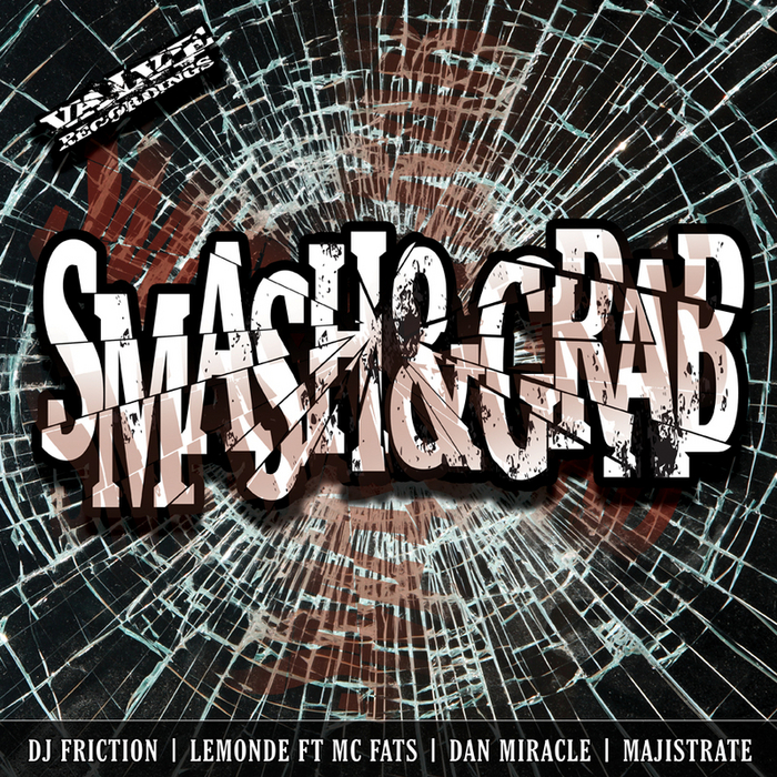 DJ FRICTION/LEMON D/DAN MIRACLE/MAJISTRATE - Smash N Grab