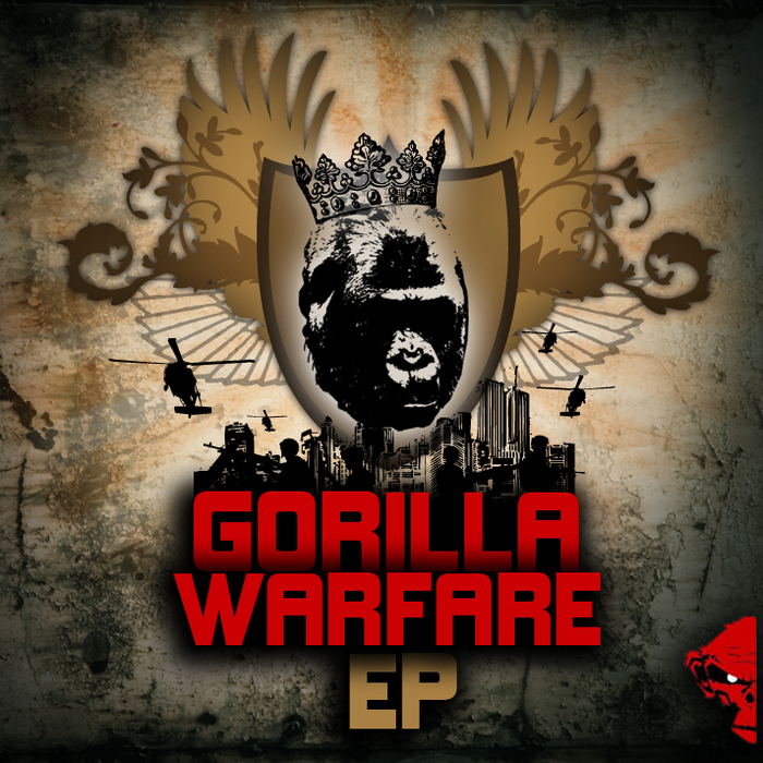 CONTEXT MC/OMEGA/NDE - Gorilla Warfare EP