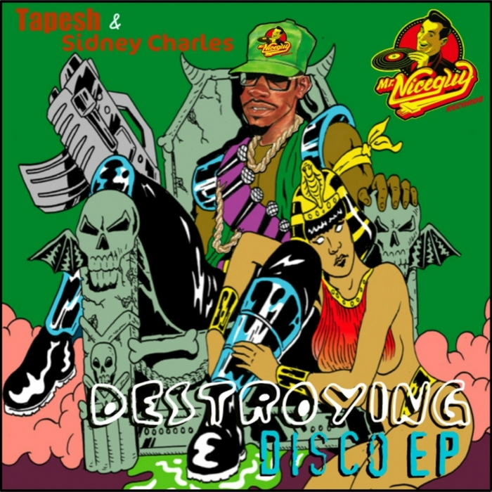 TAPESH/SIDNEY CHARLES - Destroying Disco EP