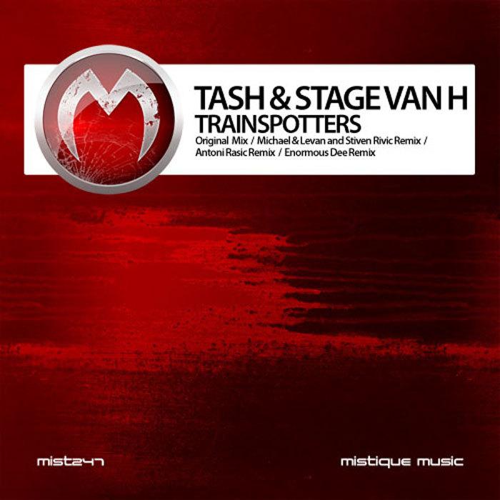 TASH & STAGE VAN H - Trainspotters