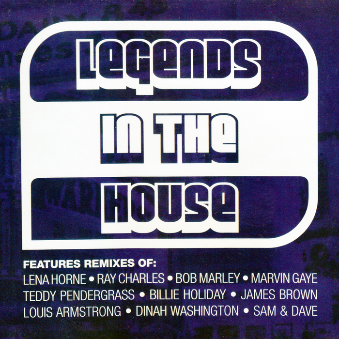 VARIOUS - Legends In The House