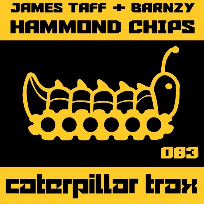 TAFF, James/BARNZY - Hammond Chips