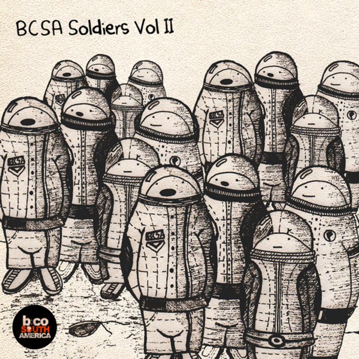VARIOUS - BCSA Soldiers Vol II