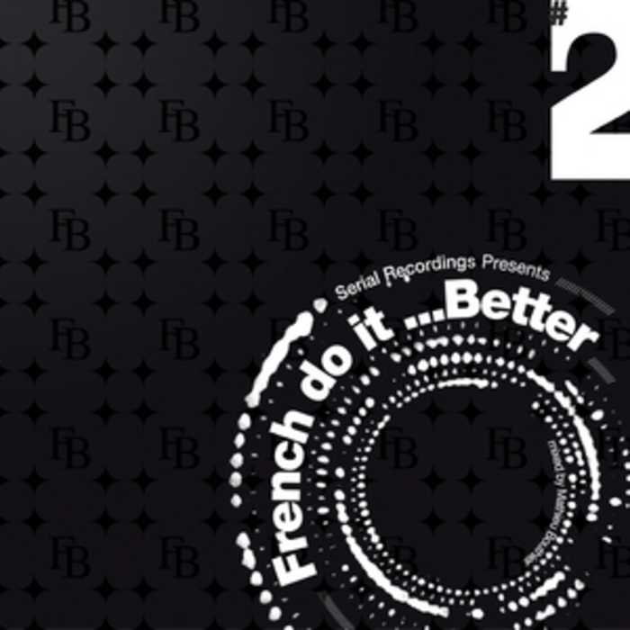 BOUTHIER, Mathieu/VARIOUS - French Do It Better Vol 2 (mixed by Mathieu Bouthier) (unmixed tracks)