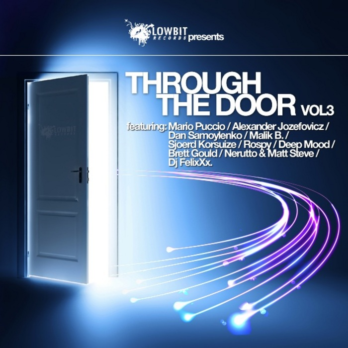 VARIOUS - Through The Door Vol 3