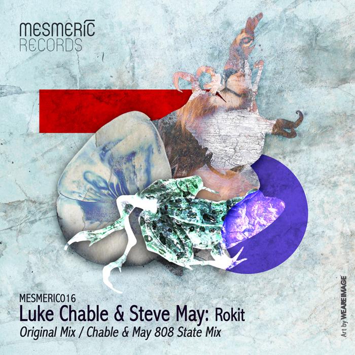 CHABLE, Luke/STEVE MAY - Rokit