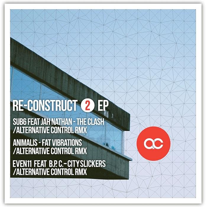 ALTERNATIVE CONTROL/SUB6/ANIMALIS/EVEN 11 - Re Construct 2