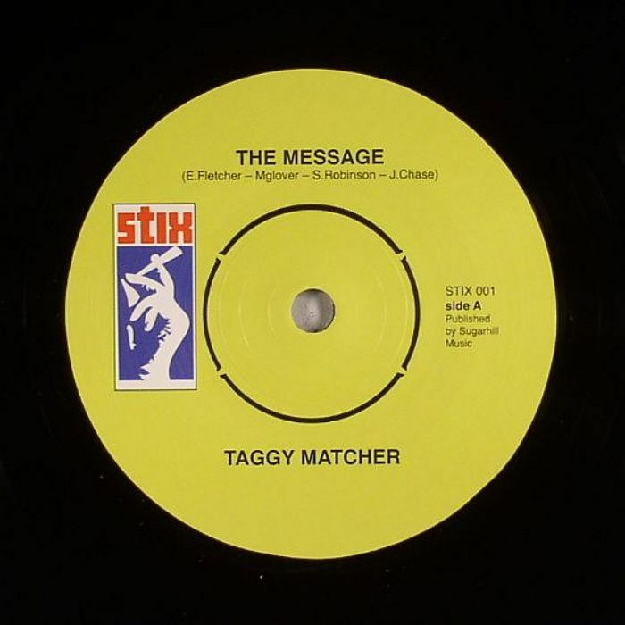 TAGGY MATCHER - The Message