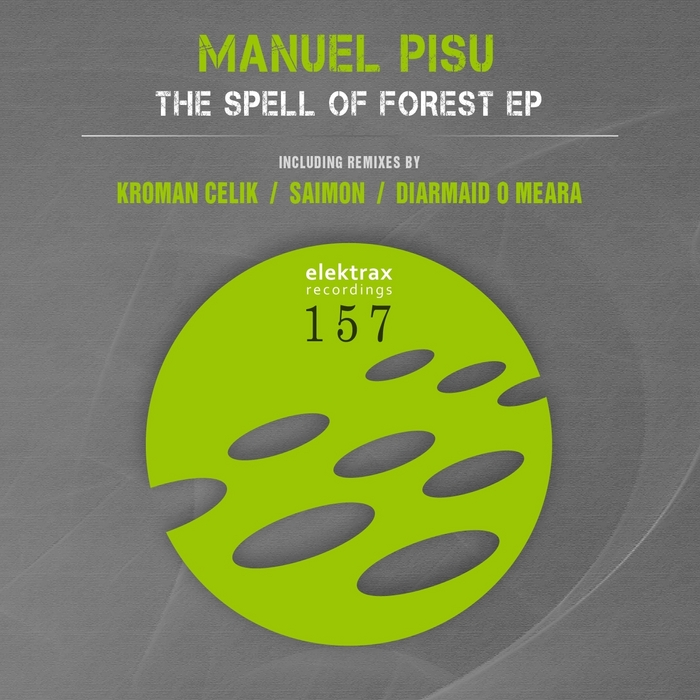 PISU, Manuel - The Spell Of Forest EP