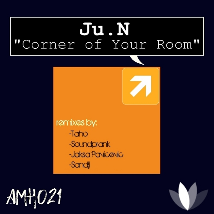 JU N - Corner Of Your Room (Remixes)