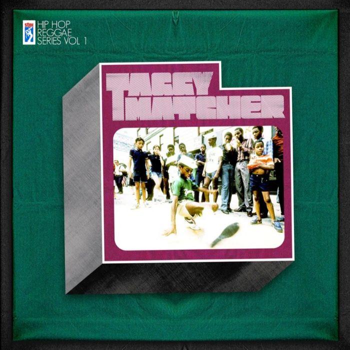 TAGGY MATCHER - Hip-Hop Reggae Series Vol 1