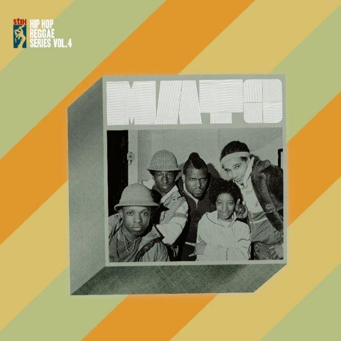 MATO - Hip-Hop Reggae Series Vol 4