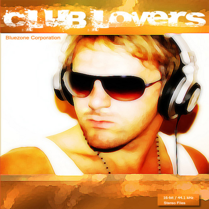 Bluezone corporation club lovers sample pack wav aiff for Classic house sample pack