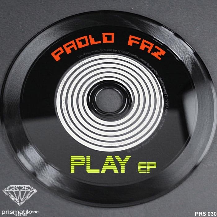 FAZ, Paolo - Play EP