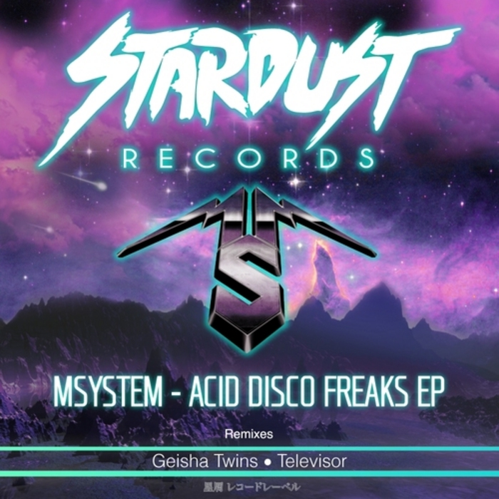 MSYSTEM - Acid Disco Freaks EP