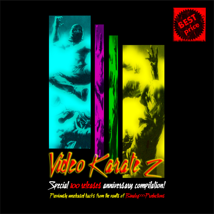 VARIOUS - Video Karate 2
