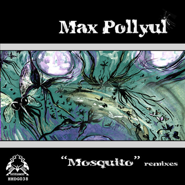 POLLYUL, Max - Mosquito - Remixes