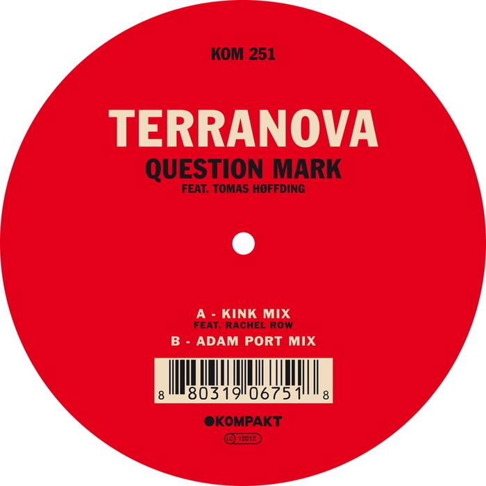 TERRANOVA feat TOMAS HAFFDING - Question Mark (remixes)