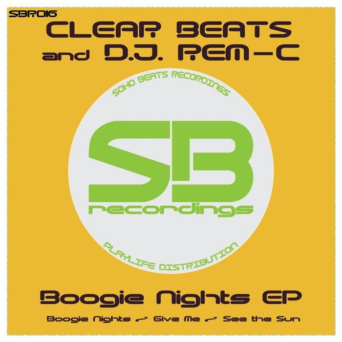 CLEAR BEATS/DJ REM C - Boogie Nights EP