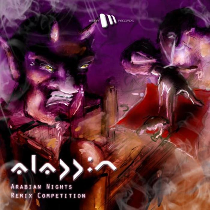 Arabian Nights Remix Competition by Aladdin on MP3, WAV, FLAC, AIFF