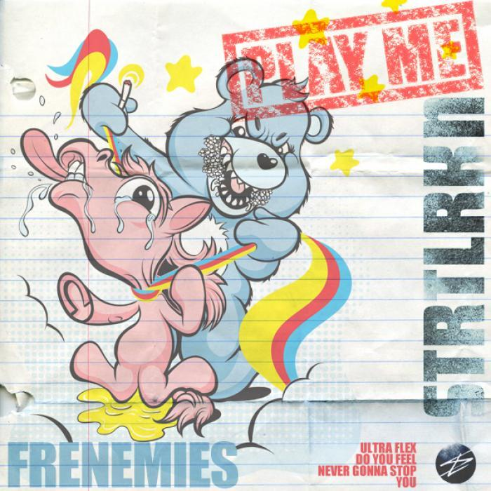 STREET LURKIN - Frenemies