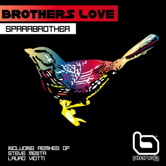 SPARABROTHER - Brothers Love