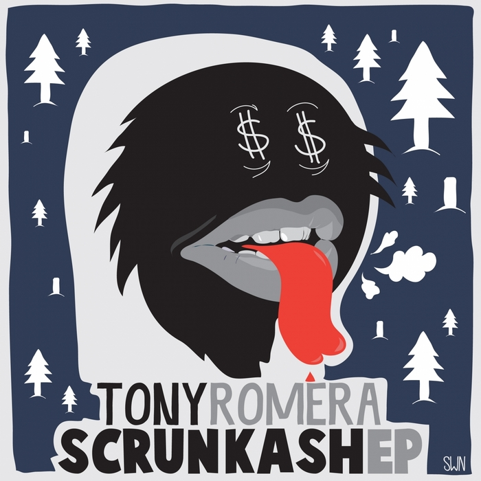 ROMERA, Tony - Scrunkash EP