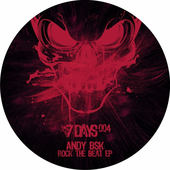 ANDY BSK - Rock The Beat EP