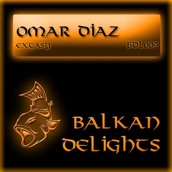 DIAZ, Omar - Extasy