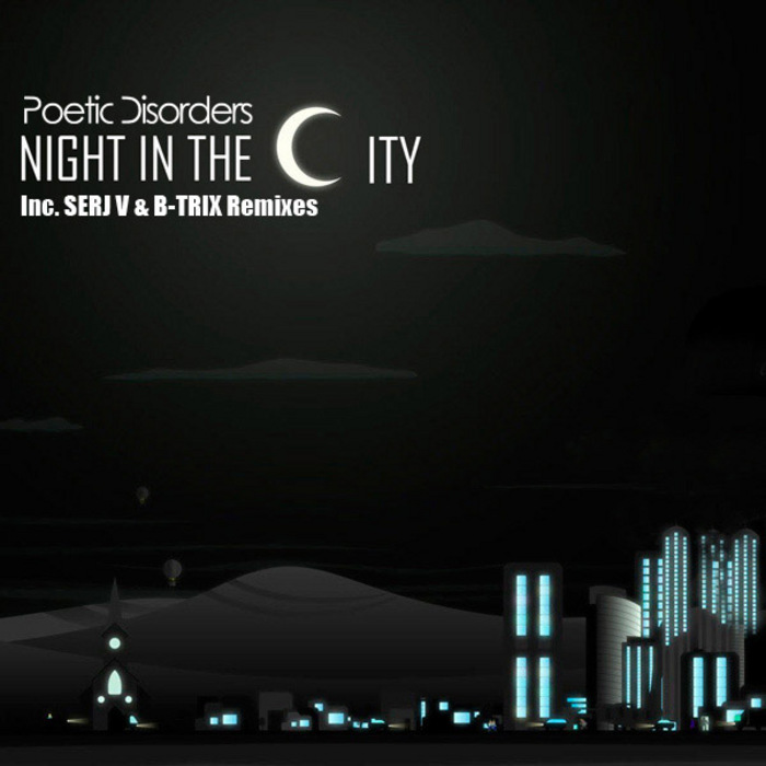 POETIC DISORDERS - Night In The City EP