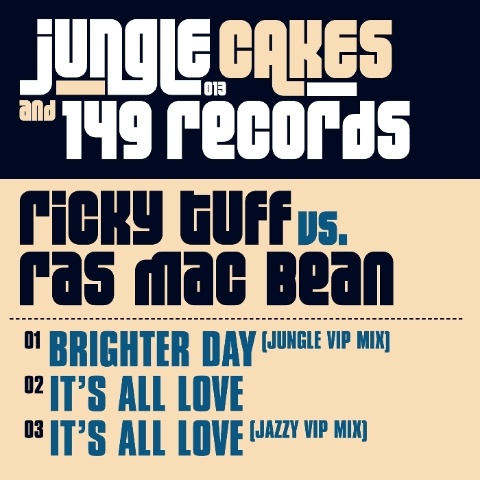 RICKY TUFF vs RAS MAC BEAN - Brighter Day