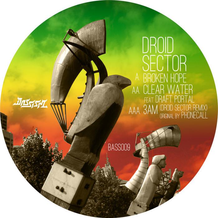 DROID SECTOR - Broken Hope EP