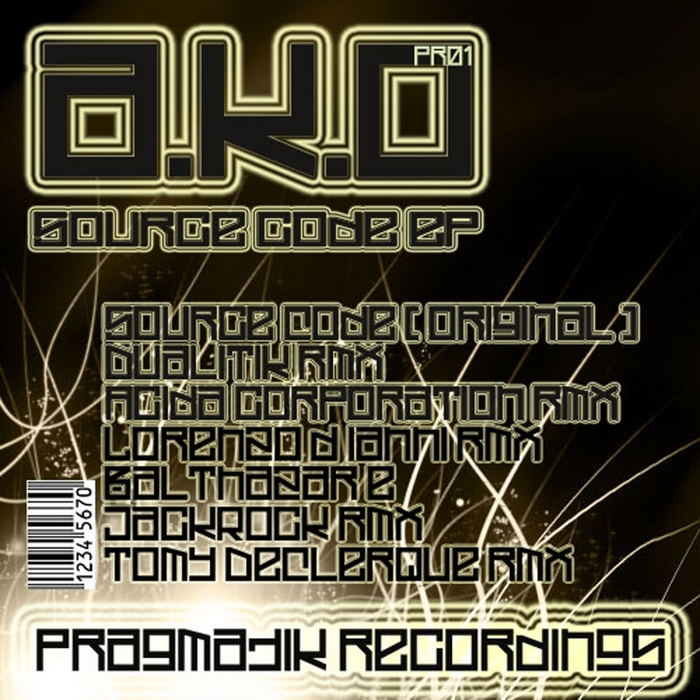 AKO - Source Code EP