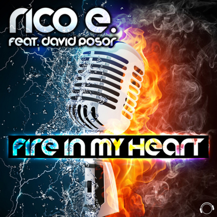 RICO E feat DAVID POSOR - Fire In My Heart