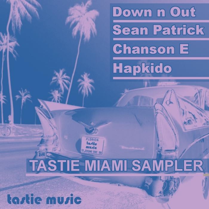 VARIOUS - Tastie Miami Sampler