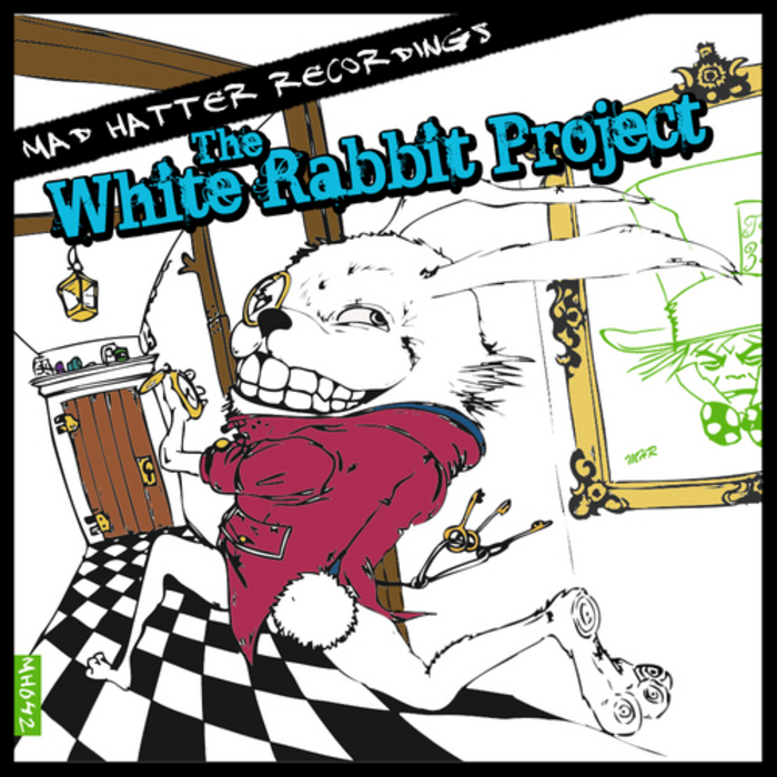 VARIOUS - The White Rabbit Project