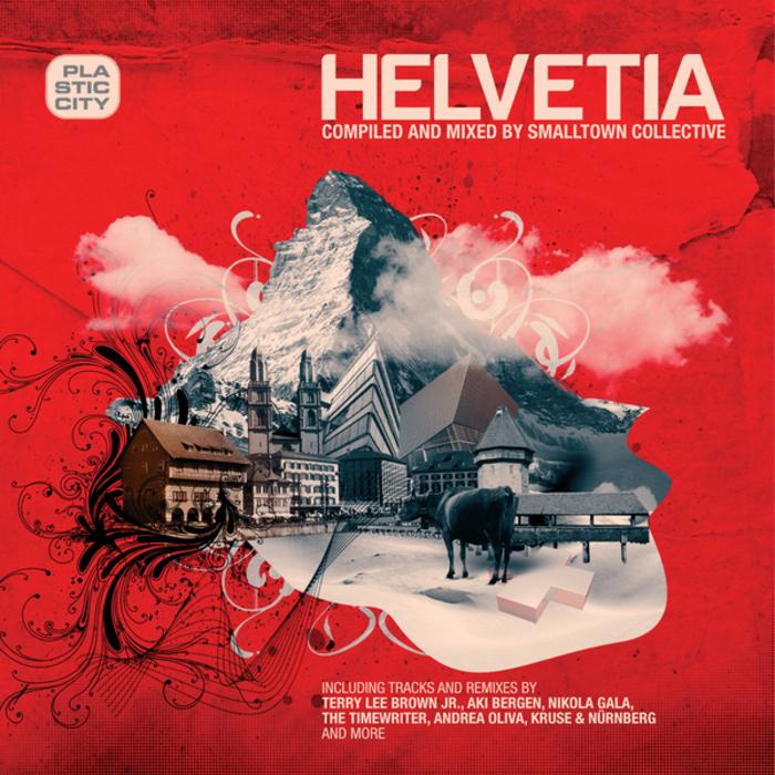 VARIOUS - Plastic City Helvetia