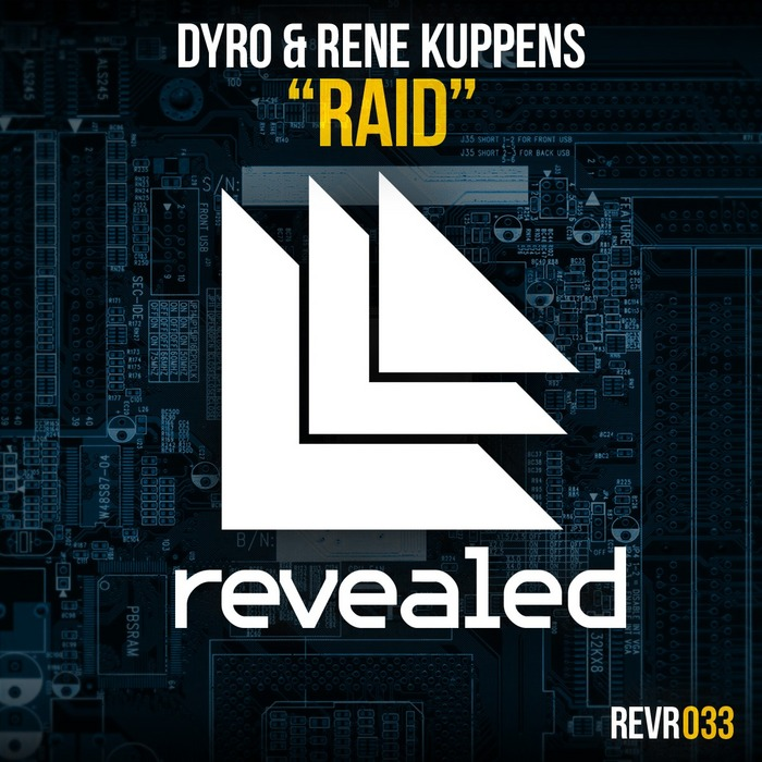 DYRO/RENE KUPPENS - Raid