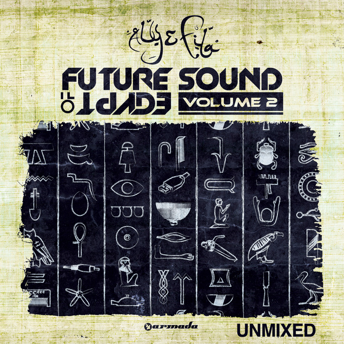 VARIOUS - Future Sound Of Egypt Vol 2 - Unmixed