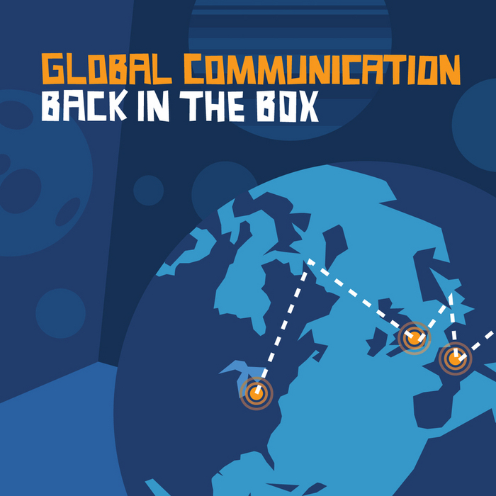 VARIOUS - Global Communication: Back In The Box