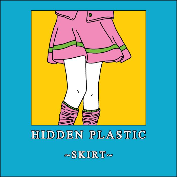 HIDDEN PLASTIC - Skirt