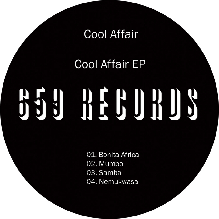 COOL AFFAIR - Cool Affair EP