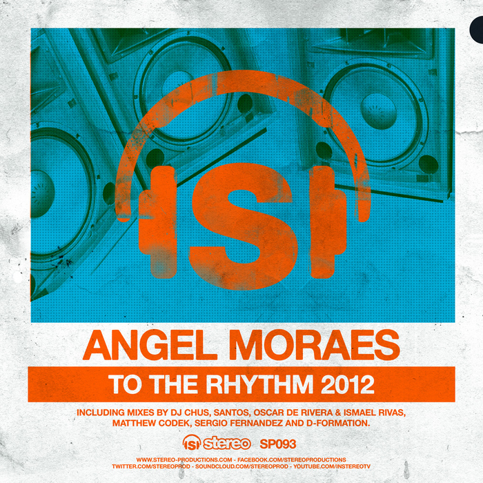 MORAES, Angel - To The Rhythm 2012