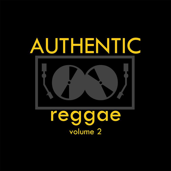 VARIOUS - Authentic Reggae Vol 2 Platinum Edition