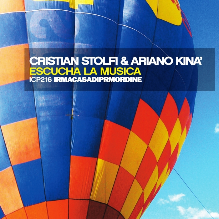 CRISTIAN STOLFI/ARIANO KINA - Escucha La Musica